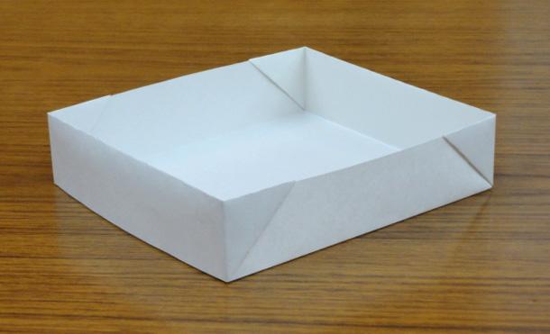 クリスマス 折り紙 折り紙箱折り方長方形 : aaatoyo.com
