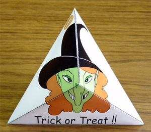 3D-Halloween-candy-box ORIGAMI